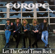 12inch Vinyl Single - Europe - Let The Good Times Rock