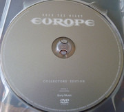 DVD - Europe - Rock The Night (Collectors Edition) - Still Sealed