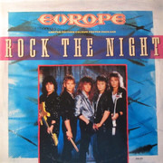 12inch Vinyl Single - Europe - Rock The Night