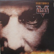 LP - Eurythmics - 1984 (For The Love Of Big Brother)