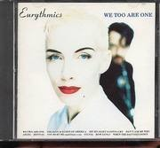 CD - Eurythmics - We Too Are One