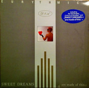 LP - Eurythmics - Sweet Dreams (Are Made Of This)