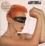 LP - Eurythmics - Touch