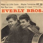 7inch Vinyl Single - Everly Brothers - Wake Up Little Susie - Original US, Original Sleeve