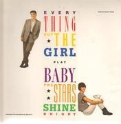 LP - Everything But The Girl - Baby The Stars Shine Bright