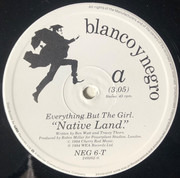 12inch Vinyl Single - Everything But The Girl - Native Land