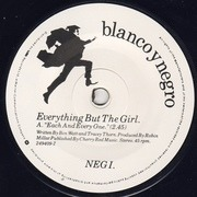 7'' - Everything But The Girl - Each & Every One