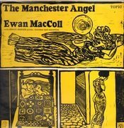 LP - Ewan MacColl With Peggy Seeger - The Manchester Angel - Traditional English Songs