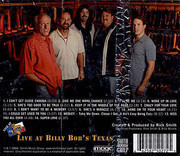 CD - Exile - Live At Billy Bob's Texas