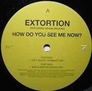 12'' - Extortion Featuring Dihan Brooks - How Do You See Me Now?