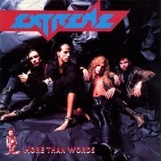 7inch Vinyl Single - Extreme - More Than Words