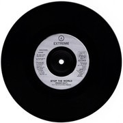 7inch Vinyl Single - Extreme - Stop The World