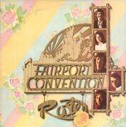 LP - Fairport Convention - Rosie - PINK RIM UK