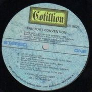LP - Fairport Convention - Fairport Convention