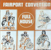CD - Fairport Convention - Full House