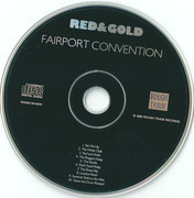 CD - Fairport Convention - Red & Gold