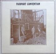 LP - Fairport Convention - Angel Delight - original 1st uk pink rim