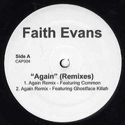 12inch Vinyl Single - Faith Evans - Again (Remixes)