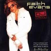 12inch Vinyl Single - Faith Evans - Hot Club Hits From Faithfully - Promo