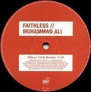 12inch Vinyl Single - Faithless - Muhammad Ali (Oliver Lieb Remix)