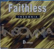 CD Single - Faithless - Insomnia