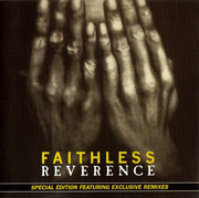 CD - Faithless - Reverence - Black