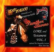 Double CD - FALCO,TAV & PANTHER BURNS - Behind The Magnolia Curtain/Blow Your Top
