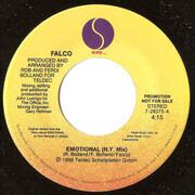 7inch Vinyl Single - Falco - Emotional - Promo