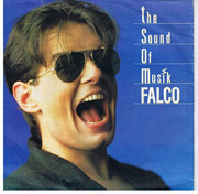 7inch Vinyl Single - Falco - The Sound Of Musik
