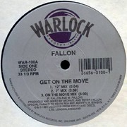 12inch Vinyl Single - Fallon - Get On The Move - Still sealed