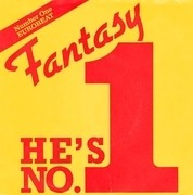 12inch Vinyl Single - Fantasy - He's Number One