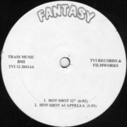 12inch Vinyl Single - Fantasy - Hot Shot
