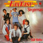 7inch Vinyl Single - Fantasy - Singerman
