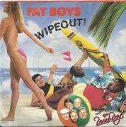 7inch Vinyl Single - Fat Boys - Wipeout