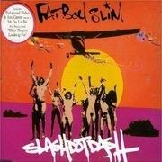 CD Single - Fatboy Slim - SLASH DOT DASH
