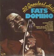 LP - Fats Domino - 20 Greatest Hits