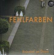 LP - Fehlfarben - Knietief IM Dispo - 180g+3 Bonustracks