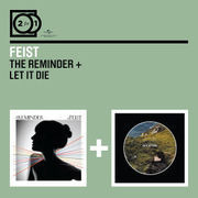 Double CD - Feist - 2 for 1: The Reminder / Let It Die