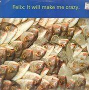 12inch Vinyl Single - Felix - It Will Make Me Crazy