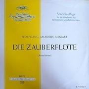 LP - Mozart - Die Zauberflöte ( Ausschnitte ) (Fricsay)