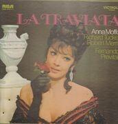 LP-Box - Verdi - Fernando Previtali - La Traviata - Hardcoverbox + Insert