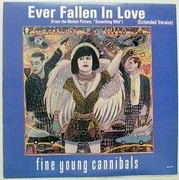 12inch Vinyl Single - Fine Young Cannibals - Ever Fallen In Love