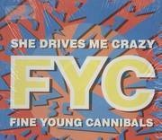7inch Vinyl Single - Fine Young Cannibals - She Drives Me Crazy