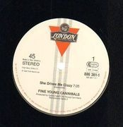 12inch Vinyl Single - Fine Young Cannibals - She Drives Me Crazy