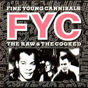 LP - Fine Young Cannibals - The Raw & The Cooked