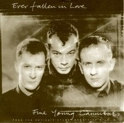 7inch Vinyl Single - Fine Young Cannibals - Ever Fallen In Love - Silver Injection Labels
