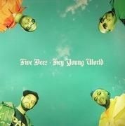 12inch Vinyl Single - Five Deez - Funky / Hey Young World