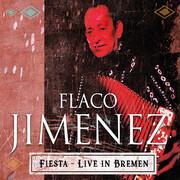 Double CD - Flaco Jimenez - Fiesta - Live In Bremen - Digipak
