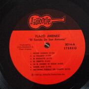 LP - Flaco Jimenez - El Sonido De San Antonio