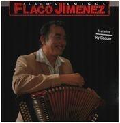 LP - Flaco Jimenez - Flaco's Amigos